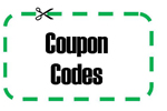 Promo and Coupon Codes