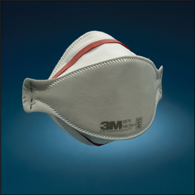 3M 1870 Particulate Respirator/Surgical Mask-120/Case