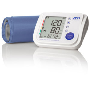 AND UA-1030T LifeSource Talking Blood Pressure Monitor