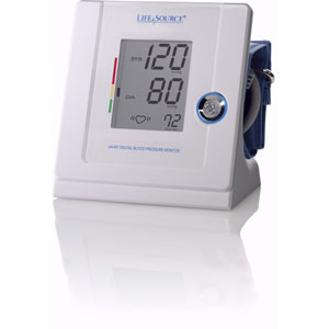 AND UA-851 LifeSource Automatic Blood Pressure Monitor