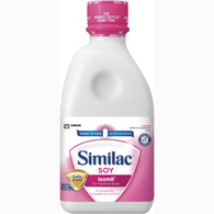 Abbott 55967 Similac Isomil Soy Ready to Feed Infant Formula-6/Case