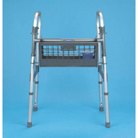 Ableware 703170001 Assembled No-Wire Walker Basket