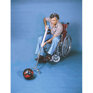 Ableware 712050000 Bowling Ball Pusher