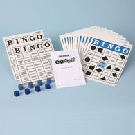 Ableware 718340000 Reminiscence Bingo Board Game