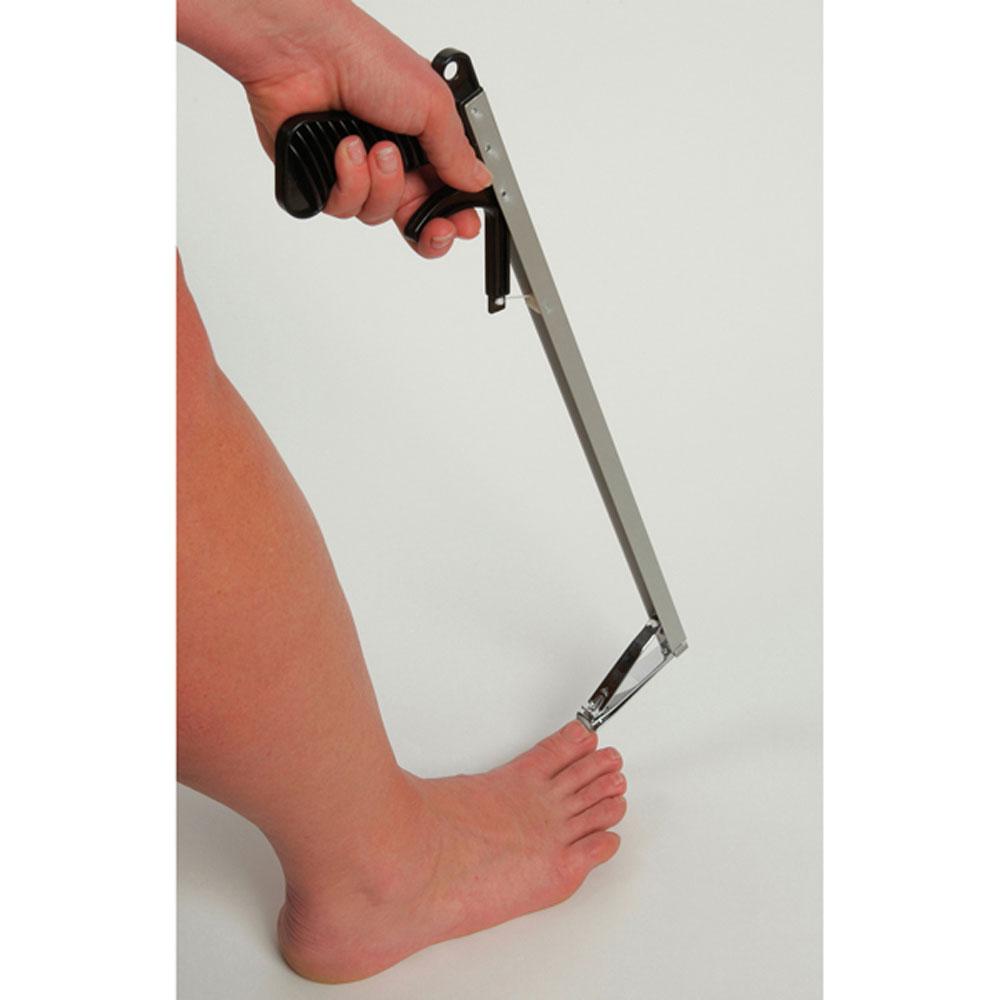 Ableware 741390000 Pistol Grip Remote Toe Nail Clipper | eBay