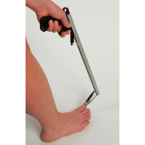 Ableware 741390000 Pistol Grip Remote Toe Nail Clipper by Maddak