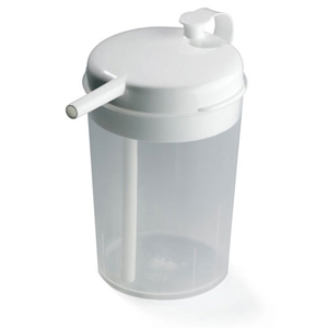 Ableware 745900000 Novo Spill Proof Adaptive Cup with Lid