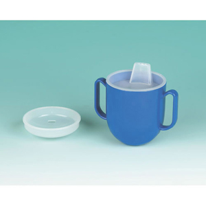 Ableware 745940000 No-Tip Weighted Base Cup by Maddak