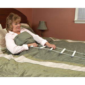 Ableware 764470000 Bed Rope Ladder by Maddak