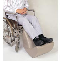 Ableware 766300000 Soft Touch Tuffet Foot/Leg Rest by Maddak