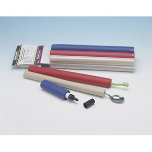 Ableware 766900185 Closed-Cell Foam Tubing by Maddak-Blue