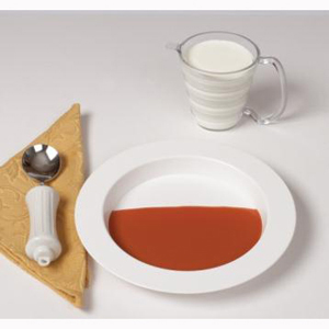 Ableware 745330010/745330011 Ergo Plate and Mug Sets