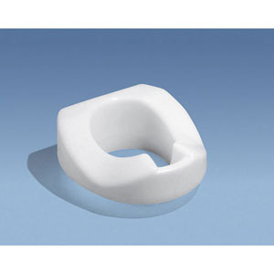 Ableware 725971000/725971001 Hip Replacement Toilet Seats