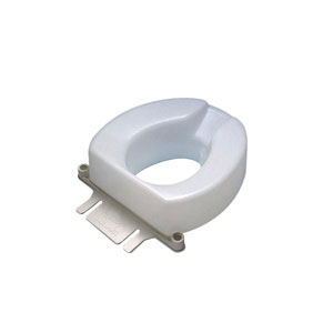 Ableware Contoured Tall-Ette Toilet Seat