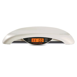 Accuro-IS-100 Infant Scale-45 lb/20 kg Capacity