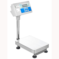 Adam Equipment BKT Bench and Floor Scale-165 lb Capacity