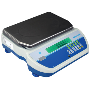 Adam CKT 32UH Cruiser Bench Checkweighing Scale-70 lb Capacity