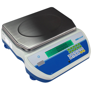 Adam Equipment CKT 8H Cruiser Bench Checkweighing Scale-16 lb Capacity