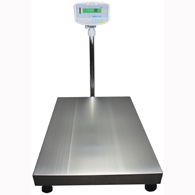 Adam Equipment GFK-165aH Floor Check Weighing Scale-165 lb/75 kg Cap