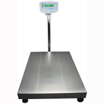 Adam Equipment GFK-660a Floor Check Weighing Scale-660 lb/300 kg Cap