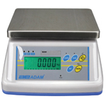 Adam Equipment WBW-18a Wash Down Scale-18 lb/8 kg Capacity