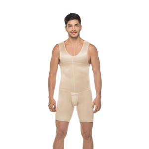 Annette 17439 Mens One Piece Girdle