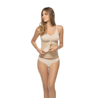 Renolife by Annette BC-7007 Post Plastic Surgery Abdominal Binder