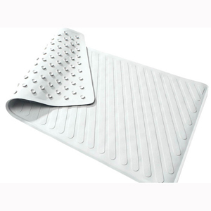 Apex Carex FGB21600-0000 Bath Mat-White