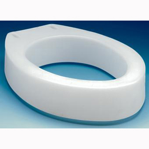 Apex Carex FGB30600-0000 Toilet Seat Elevator-Elongated