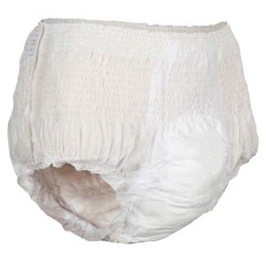 Attends APV Regular Absorbency Underwear-Case Quantities