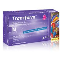 Aurelia Transform Nitrile Exam Gloves-200/Pack