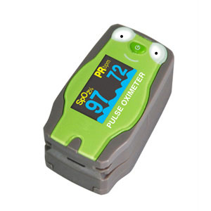 BV Medical 50-102-003 Pediatric Pulse Oximeter