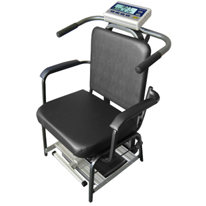 Befour MX308CHR Convertible Chair Scale-750 lbs/340 kg Capacity