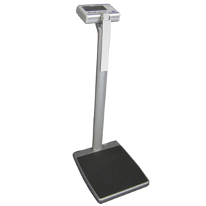 Befour WH-1061 Digital Column Scale with Integrated Height Rod