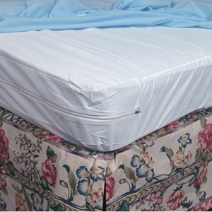 Briggs Healthcare 554-8069-1950 Protective Mattress Cover-Twin