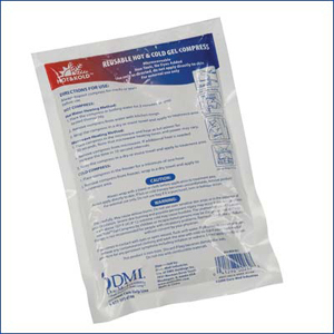Briggs Healthcare 614-0070-9812 Hot & Kold Reusable Gel Compress-12/CS