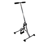 CanDo 10-0713 Pedal Exerciser with Long Stability Handle