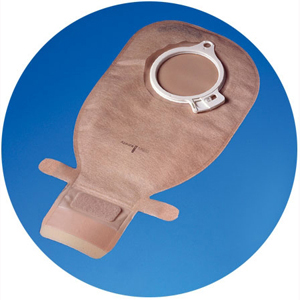 Coloplast 15984 Assura New Generation 1-Piece Maxi Ostomy Pouch-10/Box