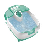 Conair FB30R True Massaging Foot Bath with Bubbles and Heat