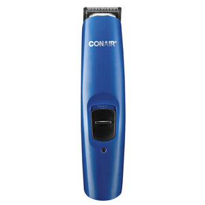 Conair GMT10RCSB Rechargeable Beard and Mustache Trimmer