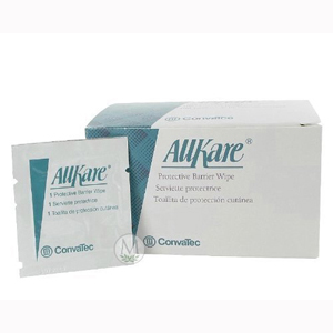 Convatec 037444 AllKare Skin Barrier Wipe-100/Box