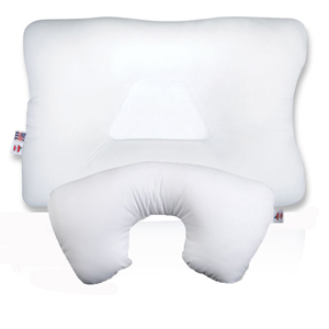 Core Products 220 Tri-Core Pillow with Core 225 Travel Pillow