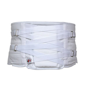 "Core Products 6026 10"" Lumbosacral Back Support Belt-Large"