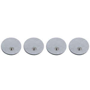 Core Products ELT-2702 Pain Remedy TENS Round Electrodes-4/Pack