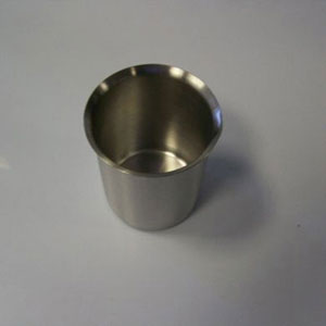 Crest 600SSB Stainless Steel Beaker-600 mL Capacity