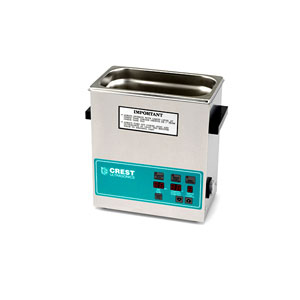 Crest CP1100 Ultrasonic Cleaners-3.25 Gallon