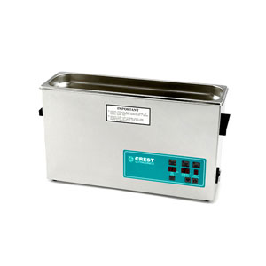 Crest CP1200 Ultrasonic Cleaners-2.5 Gallon
