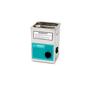 Crest CP200 Ultrasonic Cleaners-0.5 Gallon Tank