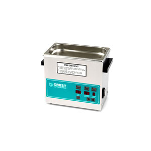 Crest CP230 Ultrasonic Cleaners-3/4 Gallon Tank