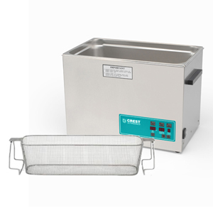 Crest CP2600 7 Gallon Ultrasonic Cleaner with Perforated Basket